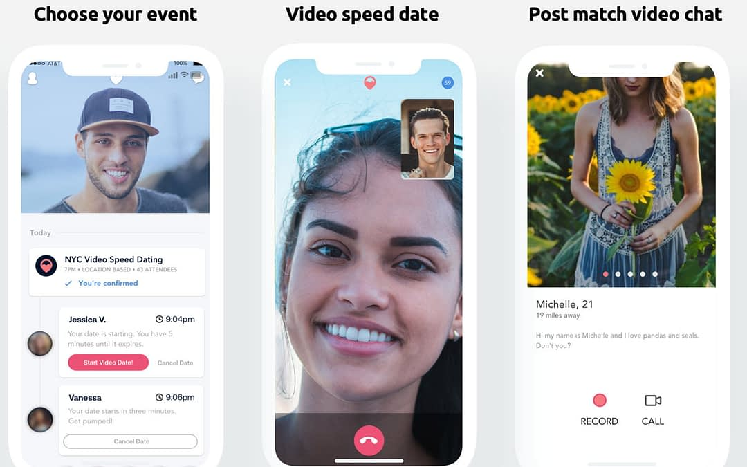 Filter Off: Speed dating, but make it video